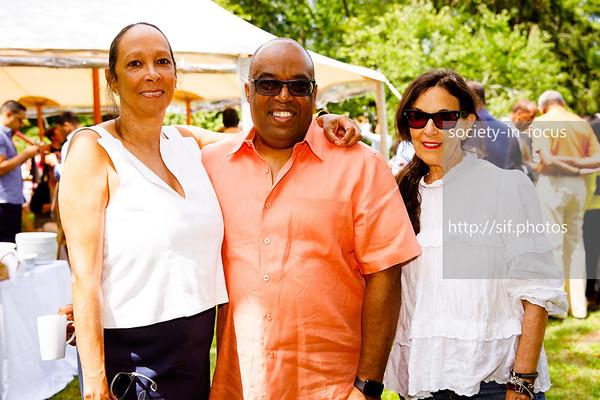 Cheryl Hill, Fred Mitchell, Susan Penzner