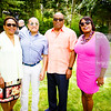Audrey Gaines, Michael Butler, Fred Mitchell, Georgette Grier-Key