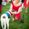 Sara Herbert Galloway and Jack (Sparrow) The Dog