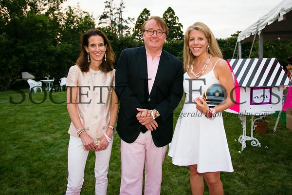 Anne Meyer, Rich Farley, Amanda Taylor