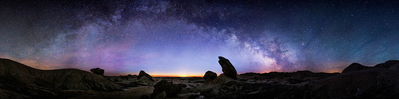 Photography by © David Kingham - Stitched Panorama
