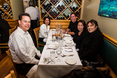 Dinner at La Fringale - November 9th 2012