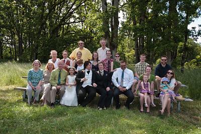 Hanna & Laura's Wedding - June 2011