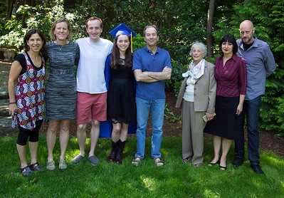 Cindy, Theresa, Jasper, Hannah, Sean, Carol, Stephanie, and Andrew