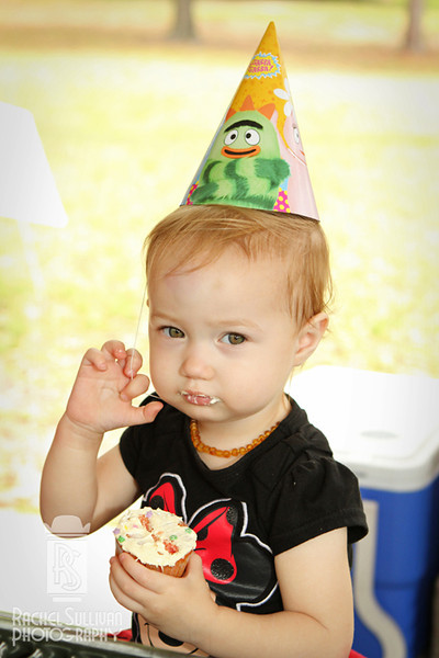 Happy 2nd Birthday, Olivia!