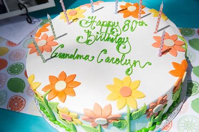 Happy Birthday Grandma Carolyn