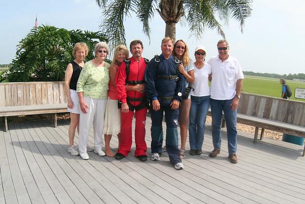 Jeff 2009 Skydiving BDay