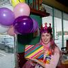 Queen for a Day shows off her vibrant new accessory box. Ooh, la la.