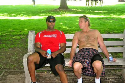 ryan & gogo in the shade