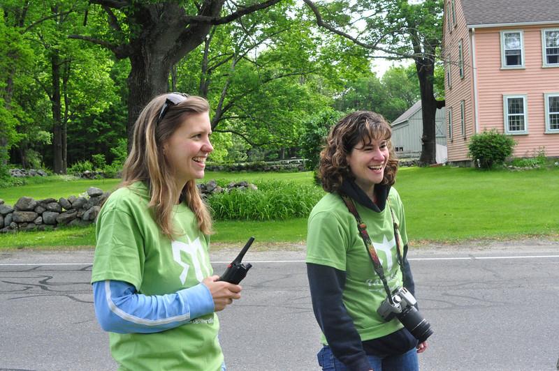 our wonderful volunteers