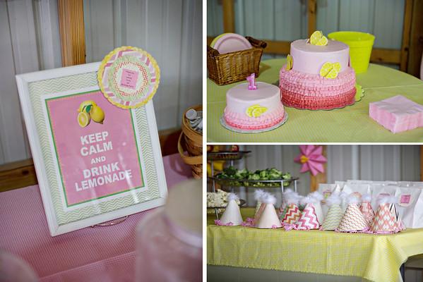 Harlee's Lemonade Party 4/19/14
