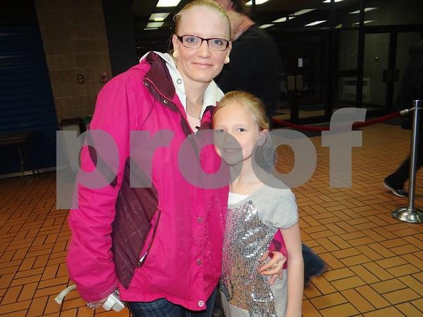 Lindsey Martin and Ashlyn Sutterfield