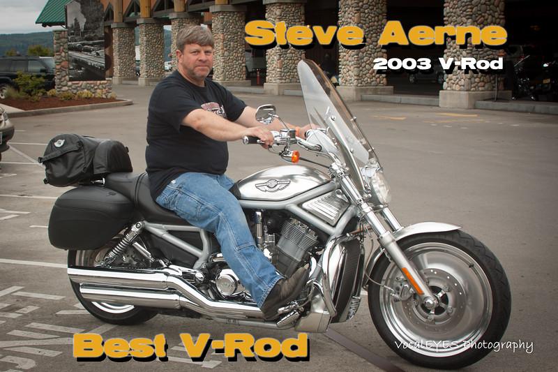 001 #9 V-Rod