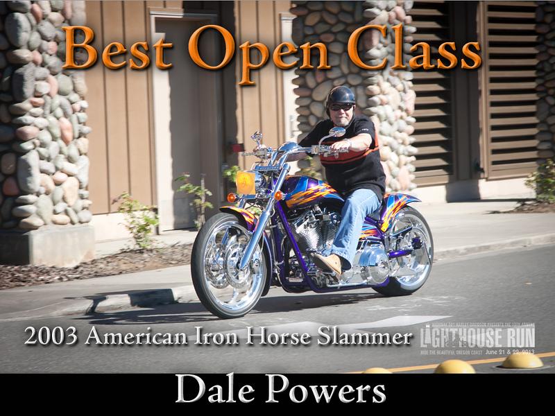 07 Open Class