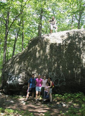 Harriman Park Camping Trip