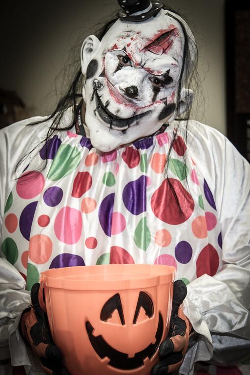 Harris CapRock - Halloween Lunch Party