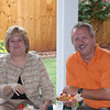 Keith and Robin Waterbury, nephew and niece of Harrol - thanks so much for all of the great help for the party, couldn't have done it without you!!