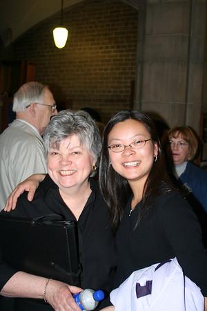 Hart House Singers Concert, April 1 2007