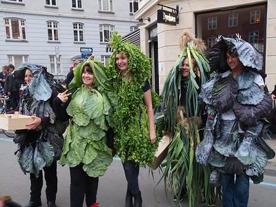 Urban Harvest Festival 2014