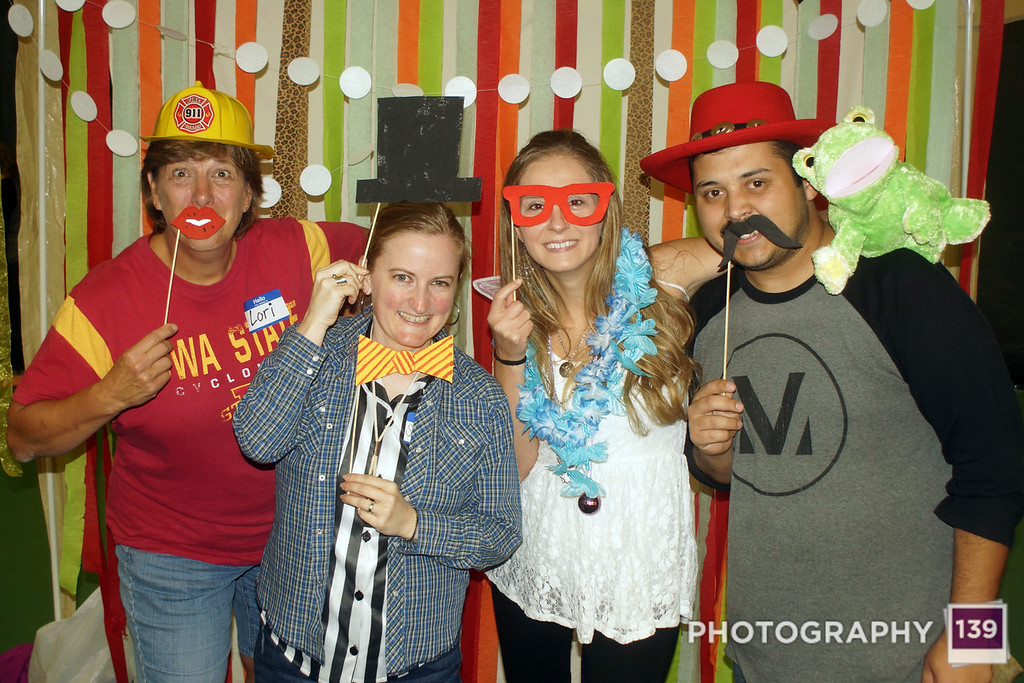 Harvest Vineyard Photo Booth