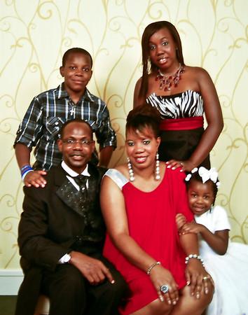 Harvey-Harvin-Caldwell Family Reunion