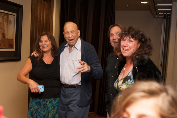 Harvey's Surprise 90th Birthday