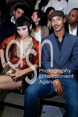 "Bai Ling ""Actress"" and Brian White ""Actor"""
