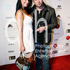 """Kristen DeLuca """"Model/Actress"""" and Dave Pearce """"Film Producer"""""""
