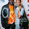 "Eva Marcelle  ""Model / actress"" and  Lance Gross ""Actor"""