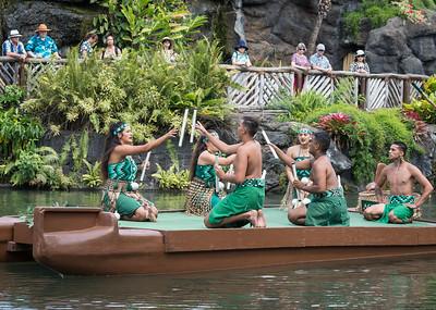 Aotearoa's dance featured rapid-fire baton exchanges