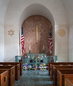 Chapel inside the Court of Honor