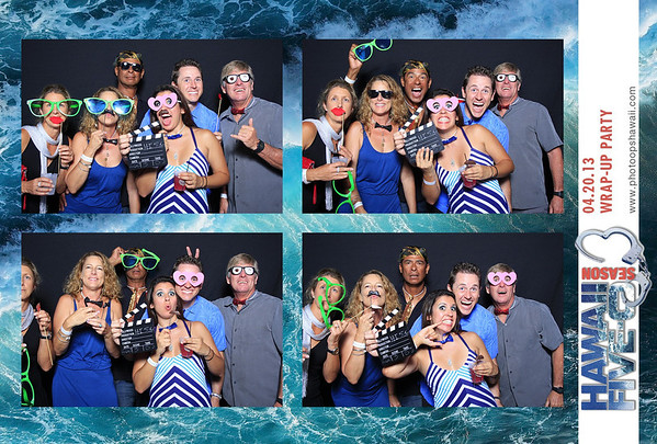 Hawaii 5-0 Season 3 Wrap Party (Fusion Portraits)