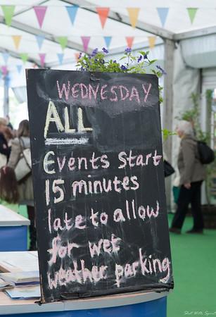 Hay Festival, May 2014