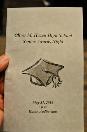 Hazen 2016 Senior Awards