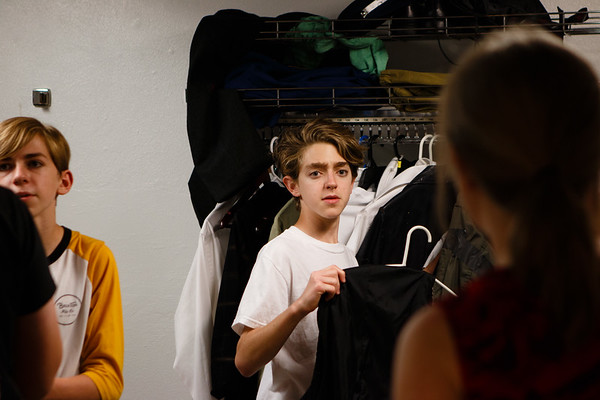 Tommy Behind the Scenes 10