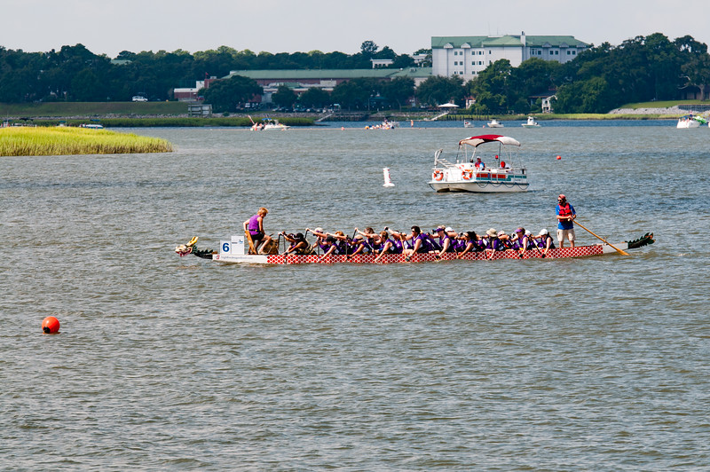 DragonBoat Beaufort