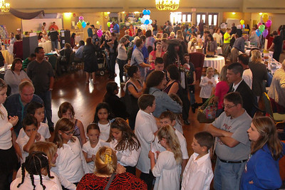 Health Expo, St George's, New Port Richey FL, 11 16 2013