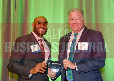 Fidelity Investments #22 Healthiest Employers in north Texas.