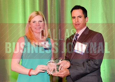 Duke Realty #13 Healthiest Employers in north Texas.