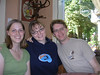 Meghan, Heather and Eric