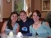 Tess, Heather and Kari