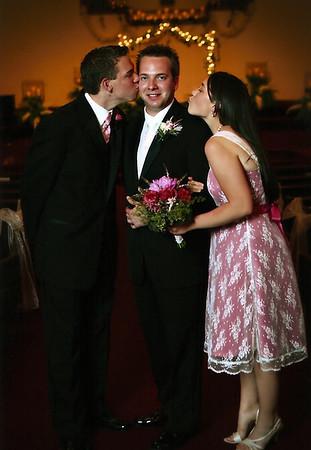 Heath's Wedding