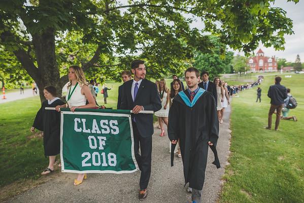 Hebron Academy - Commencement 2018