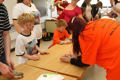 Hedgehog Fest '09 (10/10/2009)  Hedgehog Fest '09 at Norfolk County Agricultural High School - Outtakes (10/10/2009)  Filename reference: 20091010-130016-HAH-Hedgehog_Fest_09
