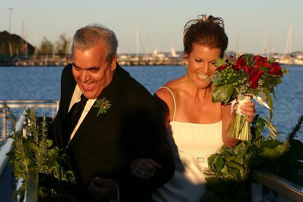 Heidi & Julian Thompson - September 24, 2005
