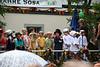 Die Jugend singt am Pfarrplatz 25.06.2007