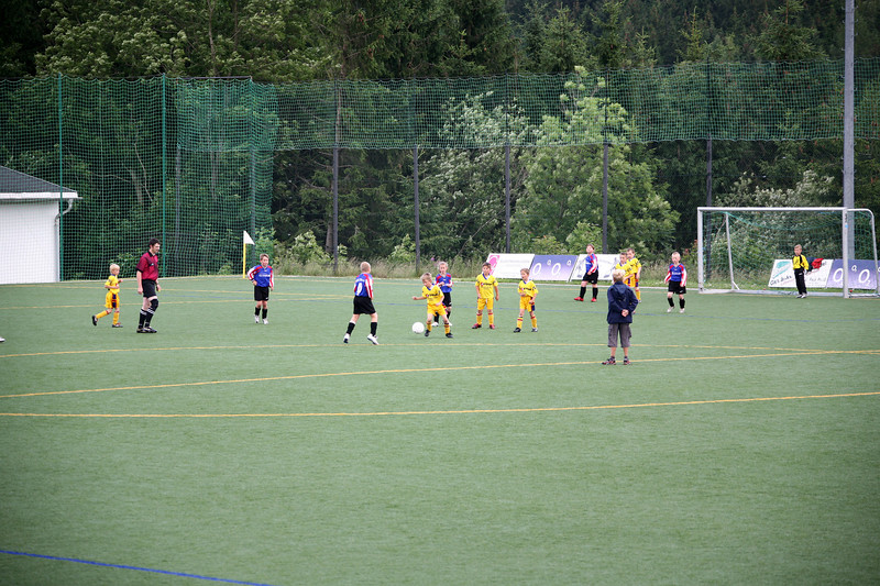 Jugendfussball am Samstag 23.06.2007