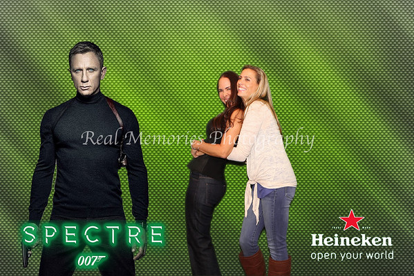 Heineken Bond Event