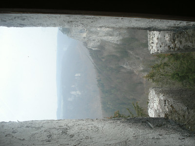 View from a tavern window