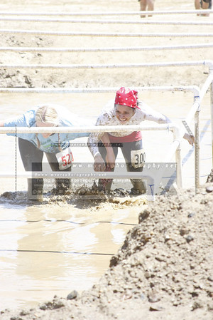 Jurassic Mud Run Females Tag # 300-399